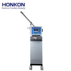 O TGA aprovado 60W Ultrapulse fracional de pele laser de CO2 Aperte o equipamento de beleza