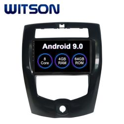 Witson Android 9.0 Сенсорный монитор автомобильной аудиосистеме для Nissan Livina 2013-2016 4 ГБ оперативной памяти 64Гб флэш-памяти большой экран в машине DVD плеер