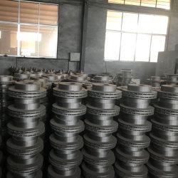 Usine d'alimentation du rotor de disque de frein tambour de frein de moyeu de roue CNC personnalisé de haute précision du moyeu du rotor