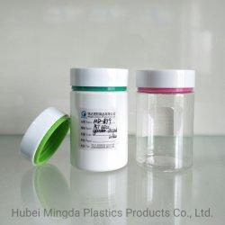 Lieferanten 135 ml Pet/HDPE Kunststoffflasche Pill/Kapsel/kosmetische/Wasserbehälter/Behälter Verpackung