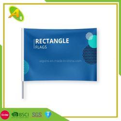 Fashion Promotion Décoration d'impression numérique Affichage d'exposition un côté imprimé&Nbsp;drapeau de la bannière feutre (10)