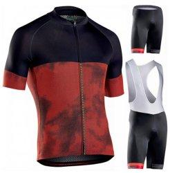 2019 neues komprimierendes Jersey stellt Sommer-Mann-Breathable Fahrrad-Kleidung-Gebirgsfahrrad-Abnützung ein