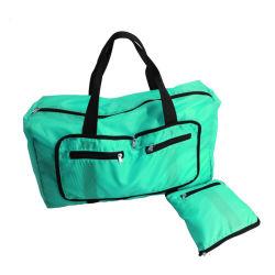Красочные пакеты сжатия Романа полиэстер сумку для складывания крыльев