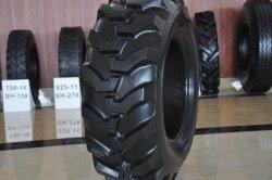 셔블 장비 및 백네 로더 바이어스 타이어 R-4(12.5/80-18, 10.5/80-18)용 산업용 공압 타이어