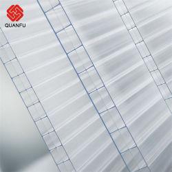 Уф защита ПК на стене троих из поликарбоната для скрытых полостей в мастерской