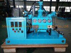 15MPa 17MPa 200moa o2 de l'huile de remplissage du réservoir du compresseur d'oxygène médical gratuit Booster