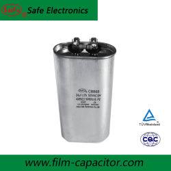 CBB65 condensateur de démarrage condensateur externe anti-explosion de condensateur 70UF