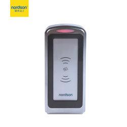 Wiegand 26 boîtier métallique d'entrée clavier Smart RFID Contrôle d'accès des portes à distance pour bureau à domicile