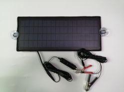 Solaraufladeeinheits-Autobatterie