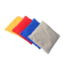 De grands sacs de haricots personnalisé colorés pour Bean Bag Toss