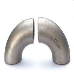 La norme ASTM B363 Gr. 2 45 degré égal de coude du raccord de tuyau de titane