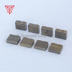 Горячая продажа скорость резания алмазные пилы режущих инструментов сегментов для конкретных