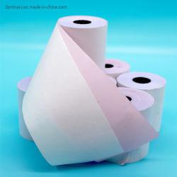 ISO Multi-Ply безуглеродной копировальной рулон бумаги для кассовых аппаратов