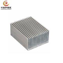 주문을 받아서 만들어진 내밀린 알루미늄 또는 철은 주물 열 싱크를 정지한다
