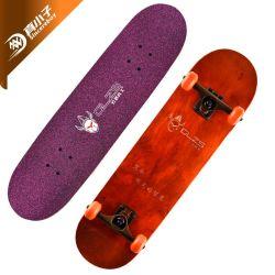 Personalizados de madeira de ácer Street Cruiser Longboard Fabricante Deck Skate Surf