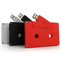 Fita magnética drive USB de 8GB OEM Fita Cassete disco U