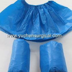 Película de PE antiderrapagem Diamond estampadas PE a película protetora para calçados descartáveis