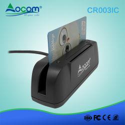 소형 Smart Magnetic Stripe와 IC Combo Card Reader