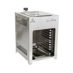 ETL zugelassenes Edelstahl-Gas BBQ-Gitter (mit Platte auf die Oberseite) für im Freiengas BBQ