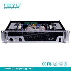3200W Home Cinéma 3u 2CH DJ stéréo analogique professionnel amplificateur de puissance (PA3200)