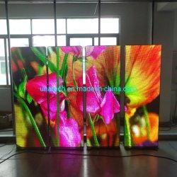 Plancher de la ville de permanent Megamall annonces Publicité intérieure de l'affichage numérique affiche l'écran LED pour les ventes et la promotion