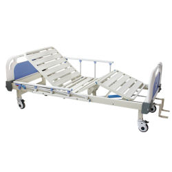 Commerce de gros 2 hôpital médical du patient de la clinique de la manivelle de lits pour les marchés africains