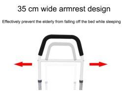 Corrimano della base del telaio del metallo per gli anziani o il letto di ospedale