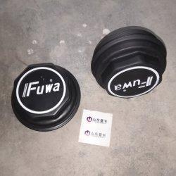 piezas de repuesto remolque la tapa del cubo con la marca Fuwa eje remolque