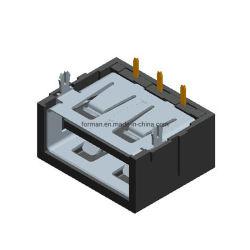 Draht-Verbinder USB-Kabel-codierte Karten USB-Af 2.0 weibliche für Schaltkarte-Daten-Kabel