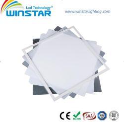 مصابيح لوحة LED مسطحة 600*600 مم 40 واط قابلة للتخفيت مع اعتماد CE/RoHS