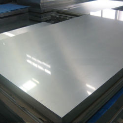 A240 304 304L 321 het Staal van de Plaat van het Roestvrij staal ASTM