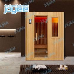 Casella asciutta di lusso di sauna di Joyee con la stufa elettrica