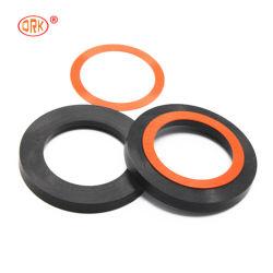 Круглые плоские резиновую прокладку с RoHS2.0 утвержденных