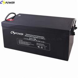 China 12V Bateria Industrial 150Ah Bateria PV do inversor
