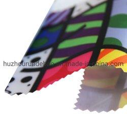 Оксфорд Cationic линий дизайна жаккард ткань для печати с
