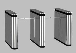 Haute qualité à faible prix chute verticale de barrières de bras avec la certification CE