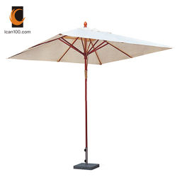 Открытый ресторан с УФ защитой Kobold деревянные рамы солнечным зонтом из расчета мебель Sun зонтик (SU003)