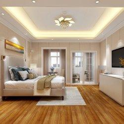 耐火性PVCによって統合される壁パネルの天井の工場低価格はホーム装飾のためのPVC壁そしてパネルを飾る