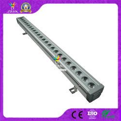 24PCS 12W RGBWA 4in1 Innen-LED Wand-Wäsche-Licht