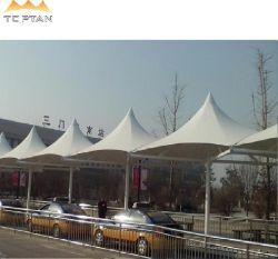 De aangepaste Tenten van het Membraan van het Busstation Trek Architecturale