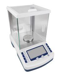 220g de alta velocidade/0,1Mg Balança analítica com escala de laboratório de calibração interno