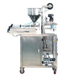 Sacchetto automatico di vendita caldo del latte di soia del fornitore dell'oro che fa la piccola macchina imballatrice di Vffs