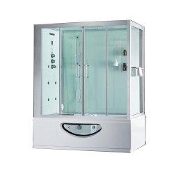 두바이 시장 호화스러운 증기욕 통에 의하여 통합되는 룸 샤워 Canbin