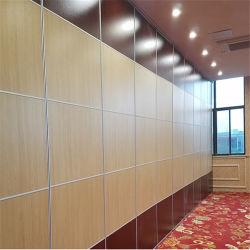 강의실 마운트 해제 가능 접이식 방음 이동식 파티션 벽