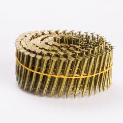 Chiodo della bobina del produttore del collegare di saldatura per la casella impaccante di legno