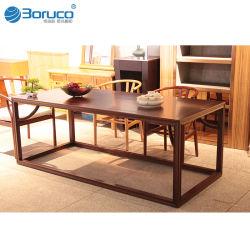 El chino moderno Muebles de Salón de Té de madera Juego de diseño de la tabla