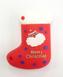 Azionamento dell'istantaneo del USB di Buon Natale dei calzini dei dispositivi di natale Onsale 2016