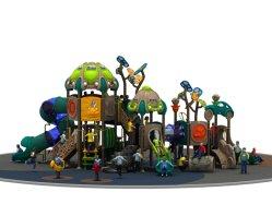 Parque de diversiones al aire libre/Equipos de fitness de entretenimiento para niños (YL-C092)