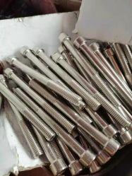 Stahlinnensechskantschraube des Grad-8.8 verriegelt galvanisierte Hex Befestigungsteil
