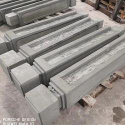 Натуральный камень песчаник лестницы с Balusters поручни поручень/рулевой колонки